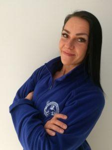 Sara Luukkanen Personal trainer Ravinto-sekä fitness valmentaja